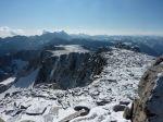 Thompson summit plateau