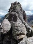 Pilot Knob's summit ridge