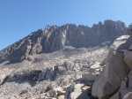 West side of Palisade Crest