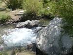 Easy stream crossing
