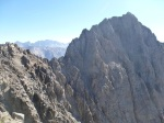 NW ridge to Crag #1