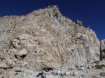 Upper SW face of Matterhorn