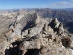 Sawtooth Ridge from Matterhorn