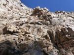 Fun climbing to Squaretop