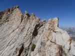 Up Clark's SE Ridge