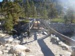 Bridge at JMT junction
