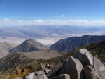Saline Valley from Inyo