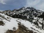 Sierra-esque granite
