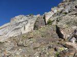 Classic Dike climbing
