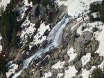 Taminah Falls gushing