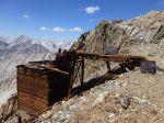 Mining junk before Adamson