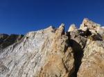 Surprising ridge to Kern Point