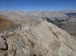 Triple Divide's east ridge