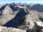 Lion Rock from Stewart's false summit