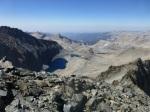 Nine Lakes and Kaweah Gap