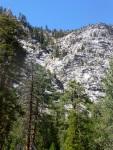 Cascade into the Kern