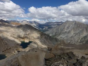 East to Taboose Pass from State