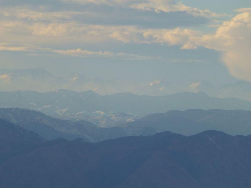 Sierra Nevada from Pyramid