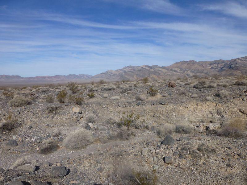 Northern Nopah range